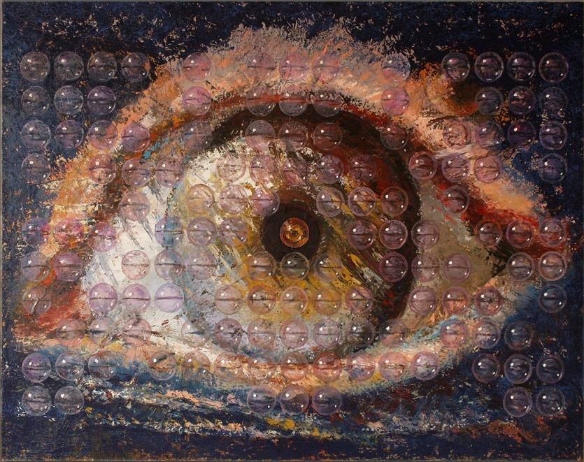 Живопись, картина современного искусства